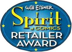 eisner spirit logo cutout